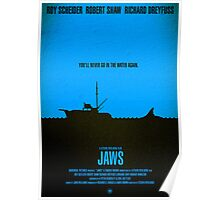 "Movie Poster - ""JAWS"" Poster"