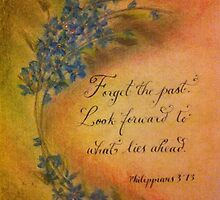 """""""Forget the Past"""" by Melissa Goza"""