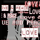 Love and Peace by greymoon69