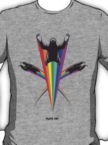 Sloth Rainbow T-Shirt