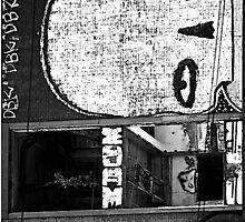 Graffiti by Natasha Davies-Walke