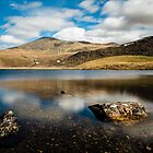 Burnmoor Tarn by David Lewins LRPS