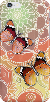 Butterfly Obsession by micklyn