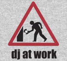 DJ At Work Kids Clothes