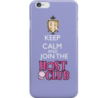 Ouran iPhone Case/Skin