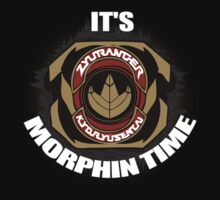 It's Morphin Time 2 by Designsbytopher