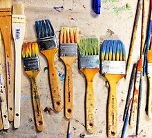 Studio Brushes by federalista