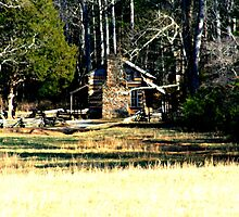 John Oliver's Cabin, Cades Cove by HollyJames
