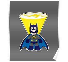 Super Bat Mario! Poster