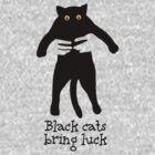 black cats by tallula