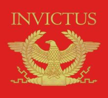 Invictus Eagle by AtlanteanArts