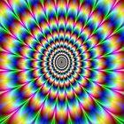 Trippy Rainbow by SandraWidner