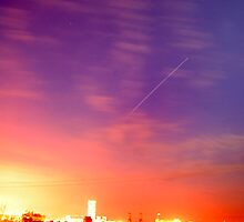 International Space Station over Swansea by safetygav