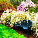 Spring in the Garden by KellyHeaton