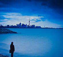 Toronto Blues by indiabluephotos