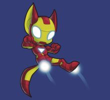 Iron Man Kitty by NeroStreet