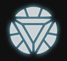 Arc Reactor shirt by Out-Put