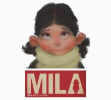 Mila T-Shirt - Organic Girly fit by milafilm
