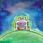 i'll go to the stars by AunJuli