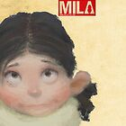 Mila iPhone Case by milafilm