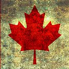 Oh Canada! True Patriot&#x27;s Canada&#x27;s proud Maple Leaf by Bruiserstang