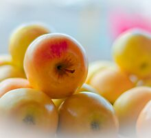 Golden  Delicious by Jim Semonik