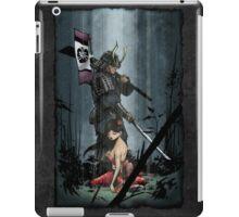 Samurai and Geisha iPad Case/Skin