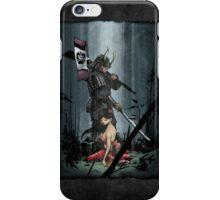 Samurai and Geisha iPhone Case/Skin