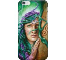 Celtic Wisdom iPhone Case/Skin