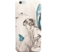 Whispering Wings iPhone Case/Skin