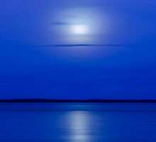 Blue Moon Dreamtime by Karen Willshaw