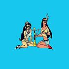 dope girls  by RickyRozay