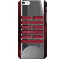 Storm Shadow's Katana 2 iPhone Case/Skin