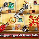 Tiny Ball vs Evil Devil 2 - Simple Addicting Physics Game by johnmorris8755