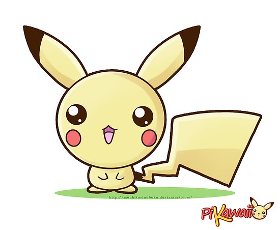 Pikawaii - Pikachu by MouHitoriNoBoku