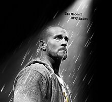 CM Punk - Second City Saint by Bucky Sentry