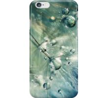 Dandelion Drama iPhone Case/Skin