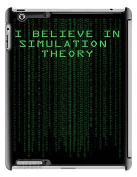 Simulation Theory by artpirate