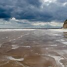 Dane's Dyke Beach, Bridlington by Thomas Tolkien