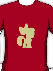 Applebloom Silhouette T-Shirt