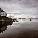 Crinan Bay Scotland by mlphoto