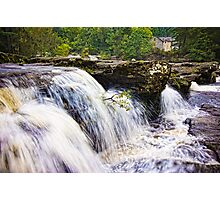 Falls of Dochart Scotland Photographic Print