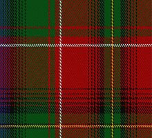 02247 Canadian Paisley (Unidentified) Artefact Tartan Fabric Print Iphone Case by Detnecs2013