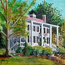 Palo Alto Plantation, Swansboro, NC by Jim Phillips