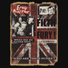 the Filth & the Fury by blackiguana