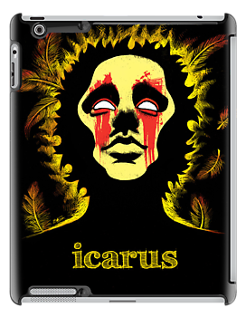 Icarus Ipad Case by bsoti