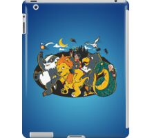 Where the Wild Houses Are iPad Case/Skin