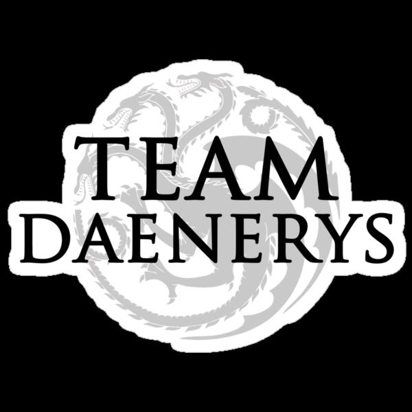 Team Daenerys by stevebluey