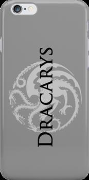 Dracarys by stevebluey