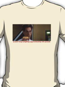 Twinkie Stats T-Shirt